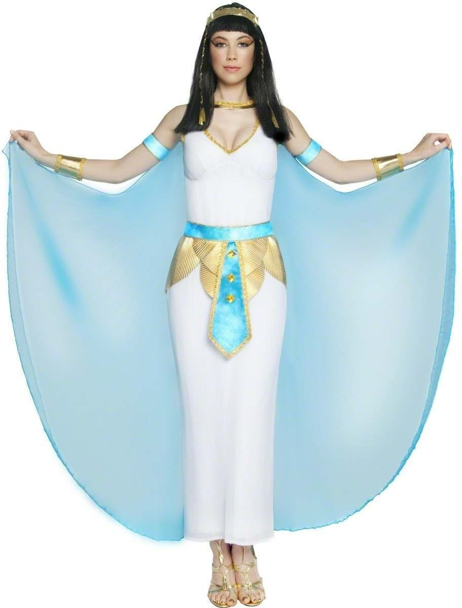 Cleopatra Fancy Dress Costume Ladies (Egyptian)