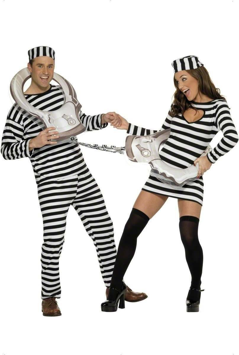 Inflatable Handcuffs - Fancy Dress (Cops/Robbers)