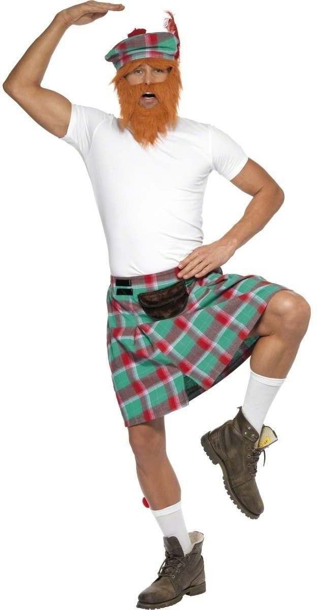 Saint Andrews Kilt - Fancy Dress Mens