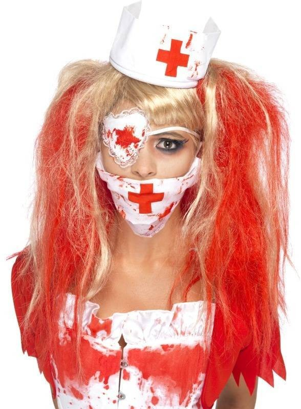 Bloody Nurse Kit (Halloween Fancy Dress)