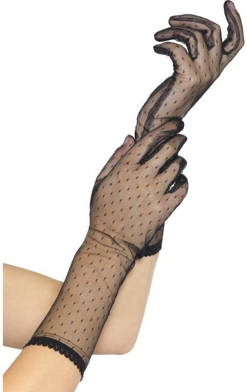 Lace Gloves (Halloween Gloves)
