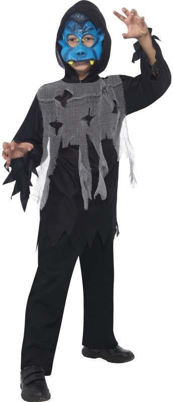 Vampire Instant Kit (Halloween Fancy Dress)