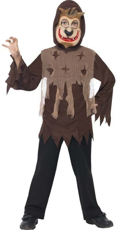 Wolf Monster Instant Kit (Halloween Fancy Dress)