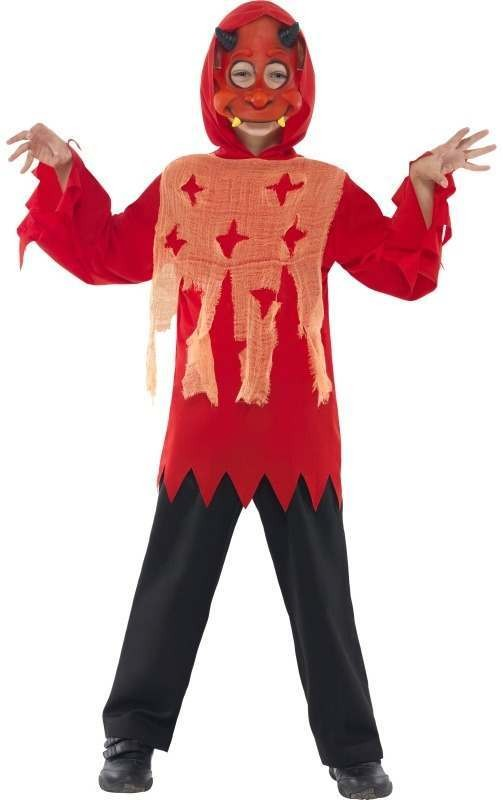 Devil Instant Kit (Halloween Fancy Dress)