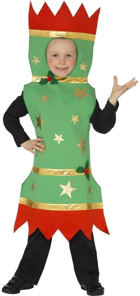 Christmas Cracker Fancy Dress Costume Boys (Christmas)