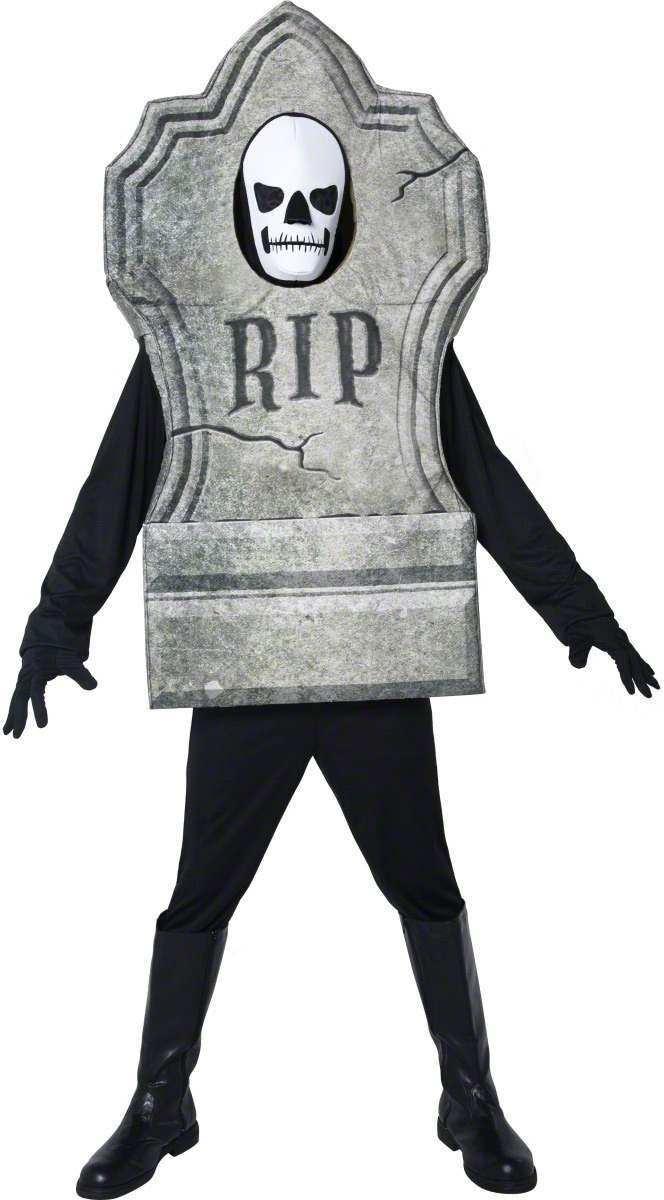 Gravestone Fancy Dress Costume (Halloween)