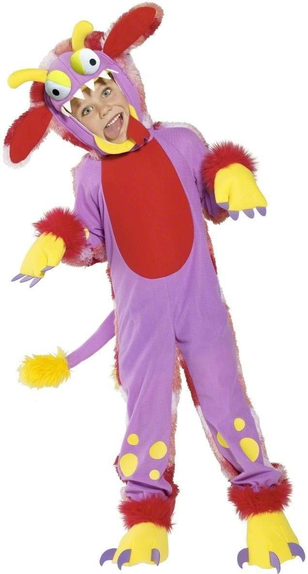 Wacky Grizzle Costume-Small Fancy Dress Costume (Halloween)