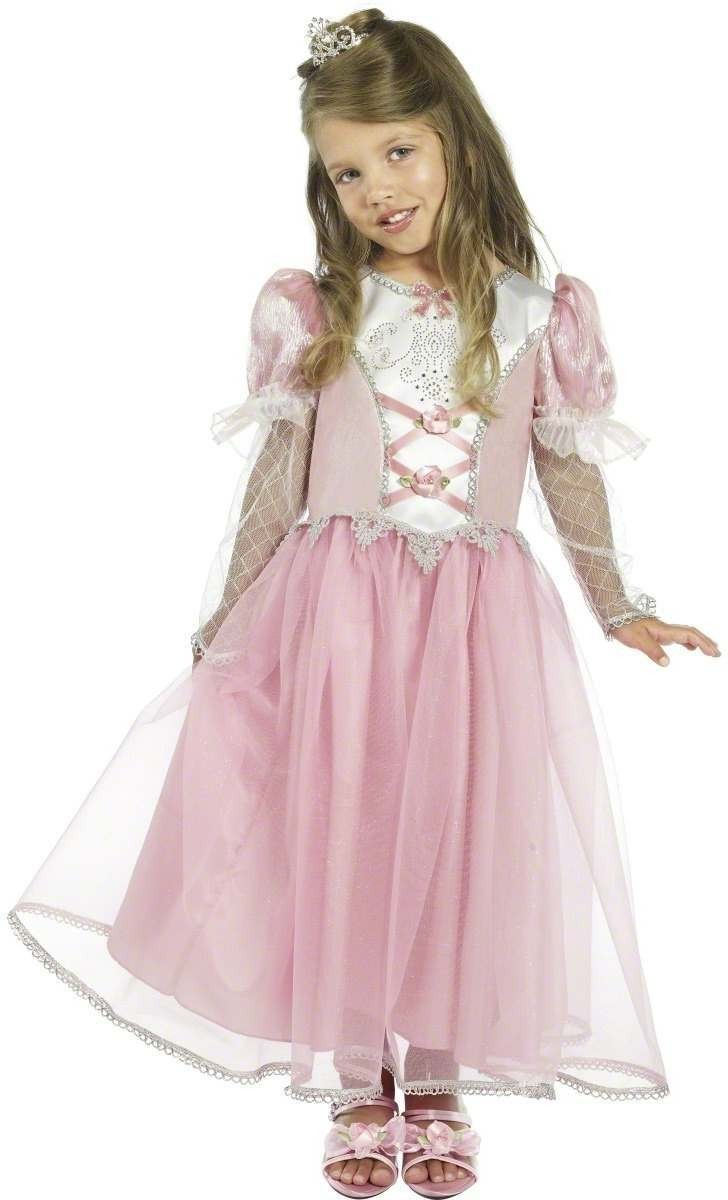 Royal Princess Fancy Dress Costume Girls (Royalty)