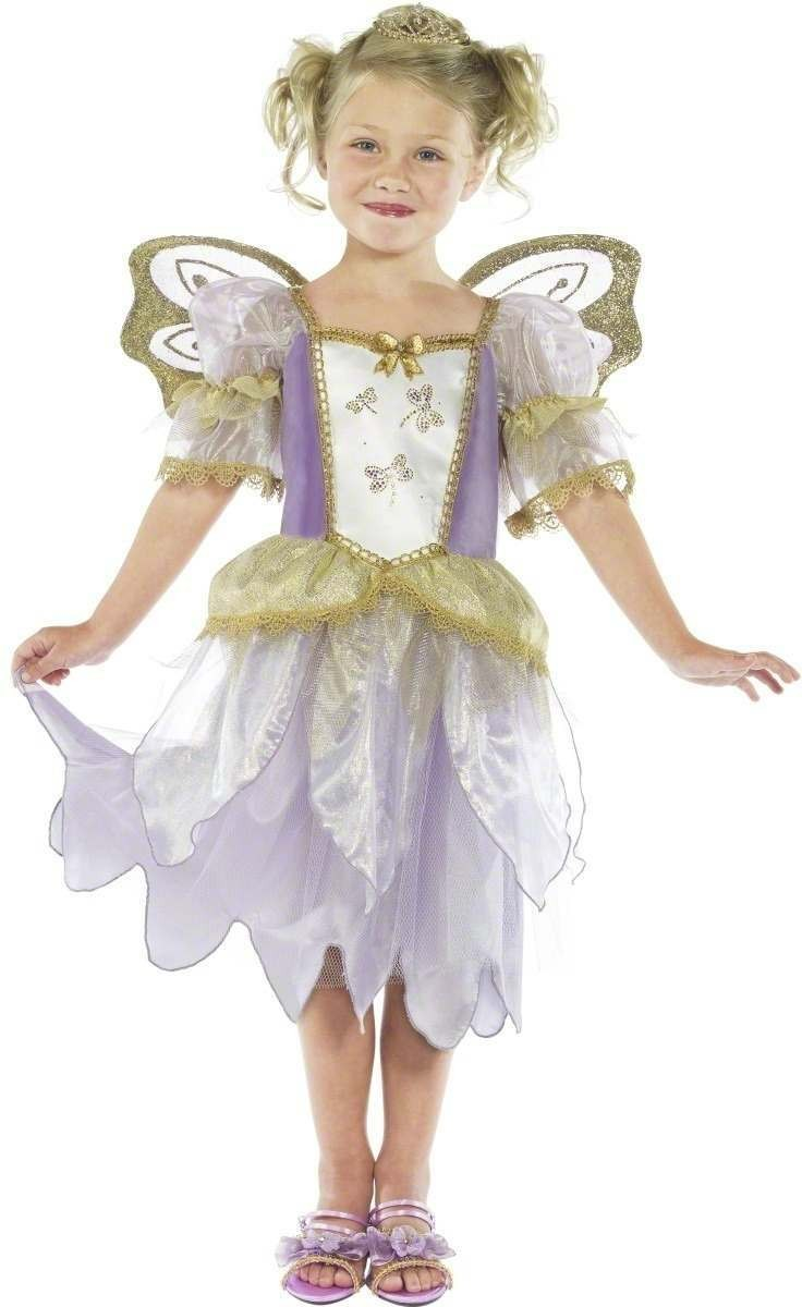 Fairy Princess Fancy Dress Costume Girls (Fairy Tales)