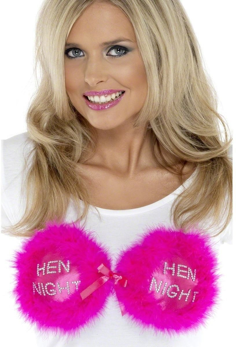 Hen Night Pasties - Fancy Dress Ladies (Hen & Stag)