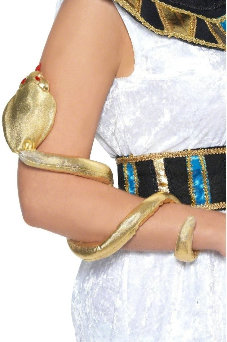 Snake Jewellery Fancy Dress Ladies