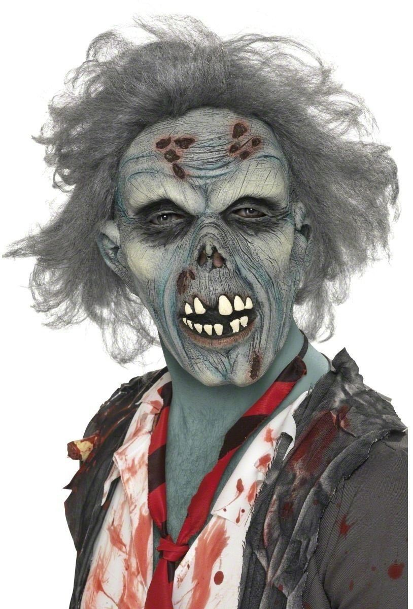 Decaying Zombie - Fancy Dress Mens (Halloween)