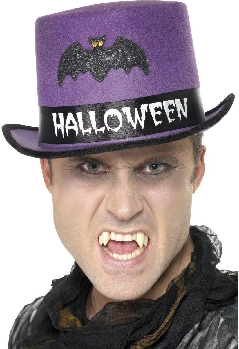 Top Hat - Fancy Dress Mens (Halloween)
