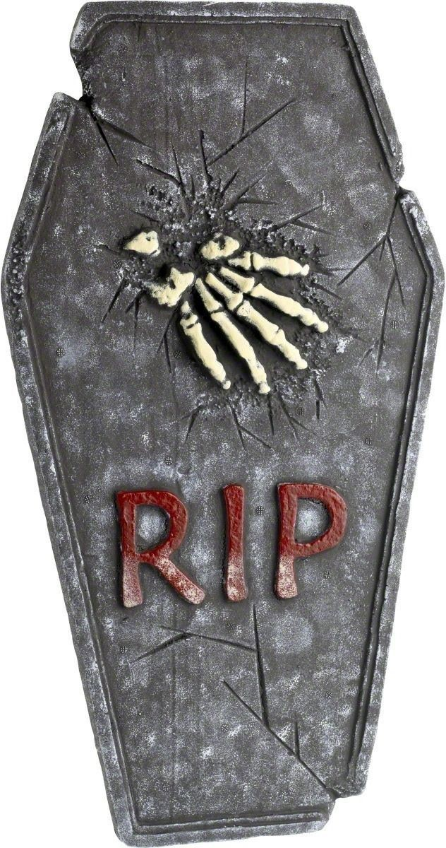 Coffin Top Decoration - Fancy Dress (Halloween)