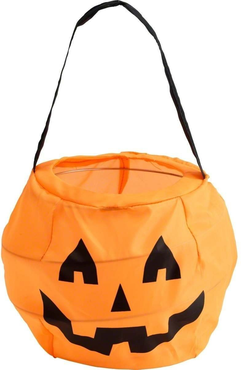 Pumpkin Candy Bag - Fancy Dress (Halloween)
