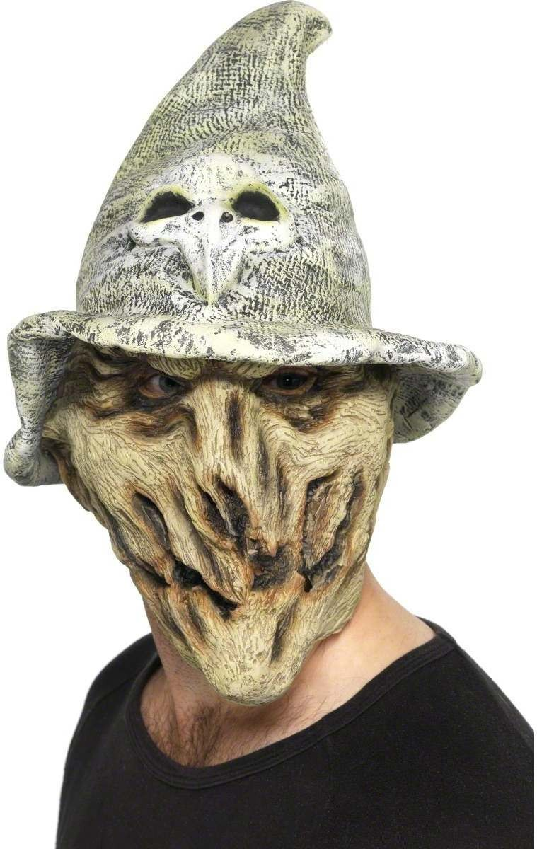 Monster Witch Mask Fancy Dress (Halloween)