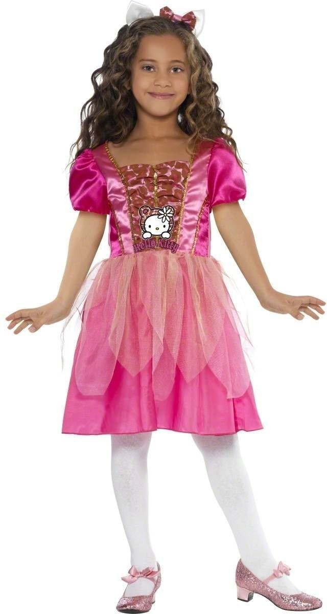 Hello Kitty Wildly Cutie Kitty Princess Fancy Dress (Royalty)