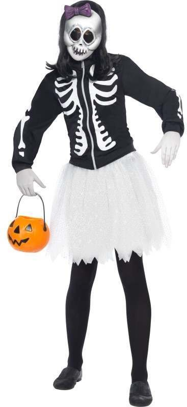Living Dead Dolls, Calavera Fancy Dress Costume