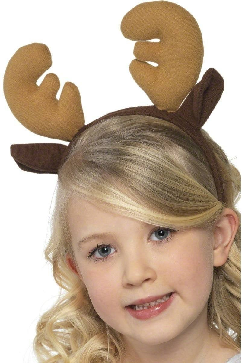 Reindeer Headband - Fancy Dress (Christmas)