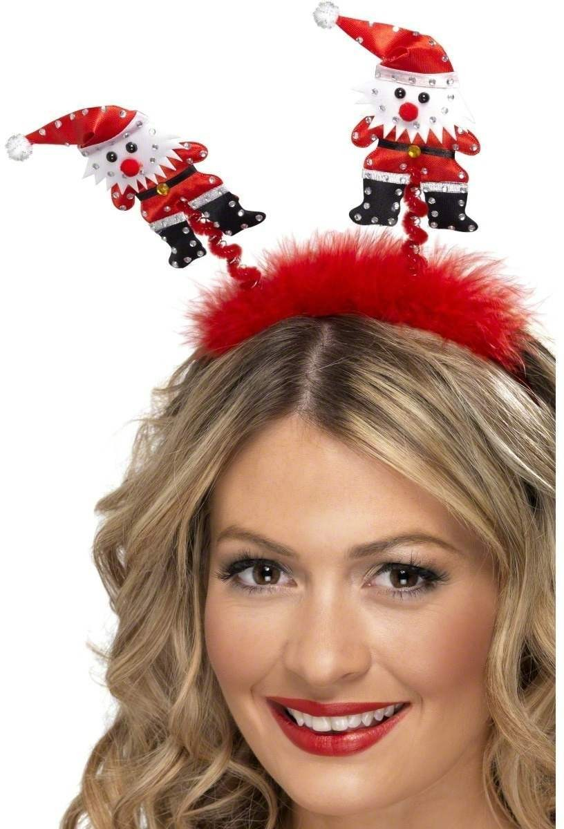 Father Christmas Boppers - Fancy Dress (Christmas)