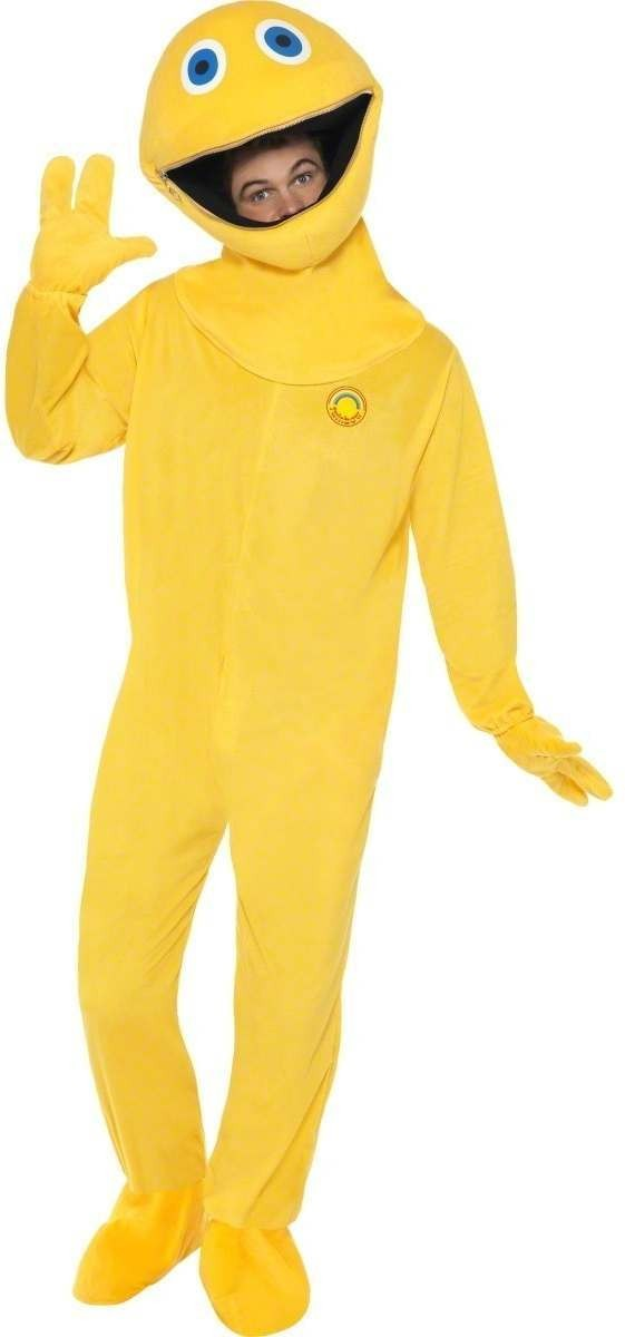 Zippy Costume Rainbow Costume Mens Size 38-40 S
