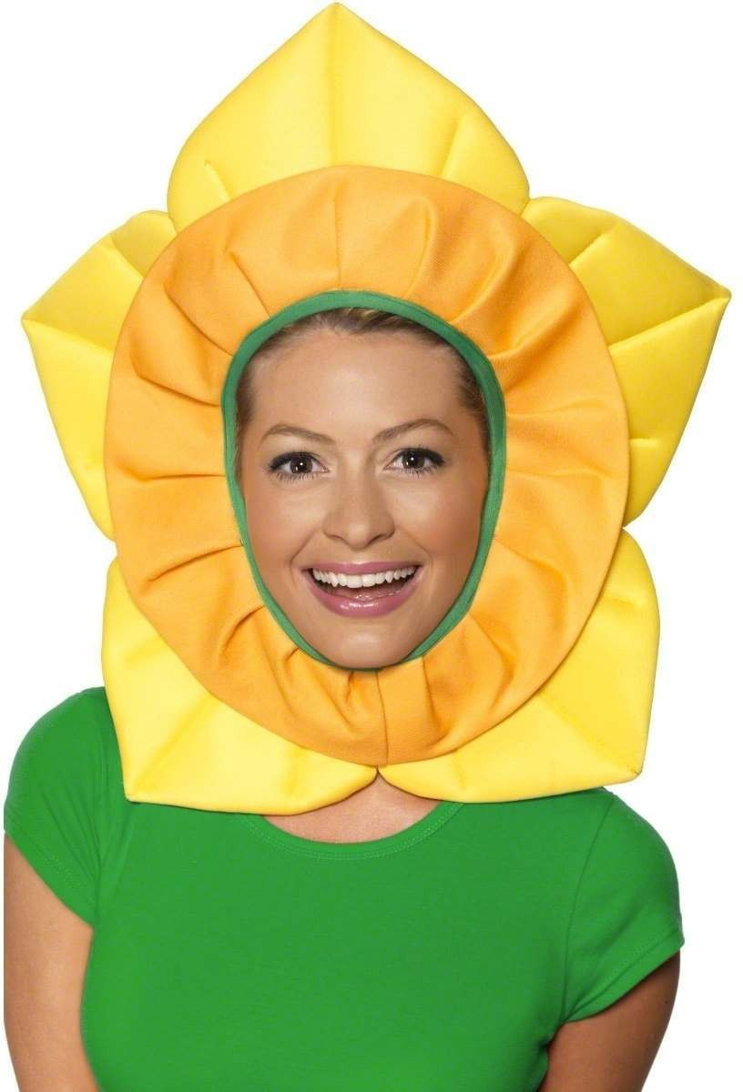 Versitile Daffodil Headpiece - Fancy Dress