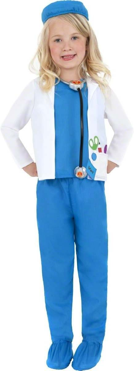 Doctor/Vet Fancy Dress Costume (Doctors/Nurses)