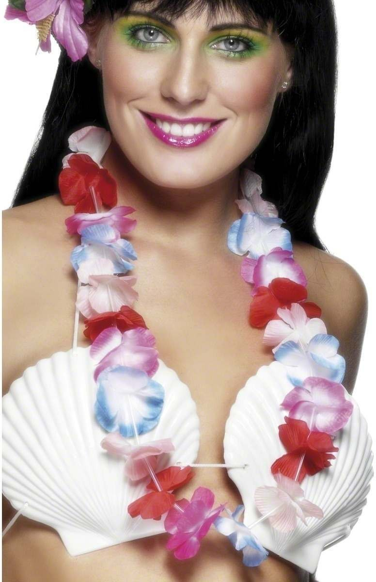 Hawaiian Garland - Fancy Dress (Hawaiian)