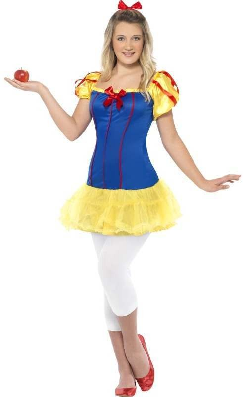 Miss Fairytale Fancy Dress Costume