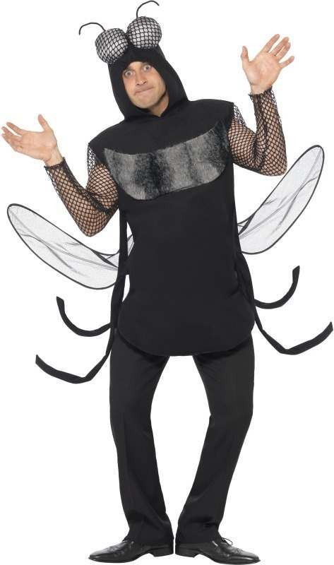 Fly Fancy Dress Costume
