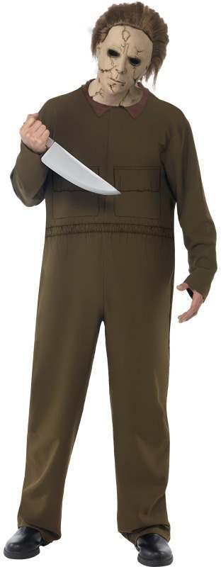 Michael Myers Fancy Dress Costume