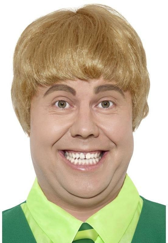 Fearghal Wig, Come Fly With Me (Cartoon Fancy Dress Wigs) - (Blonde)