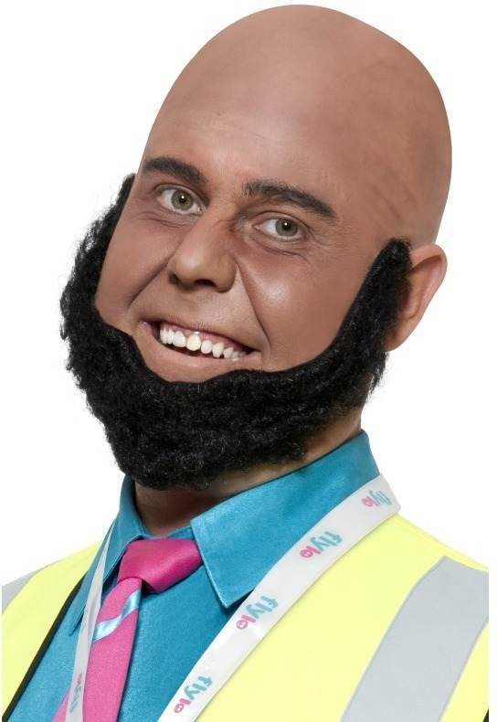 Taaj Kit, Come Fly With Me (Fancy Dress Facial Hair)