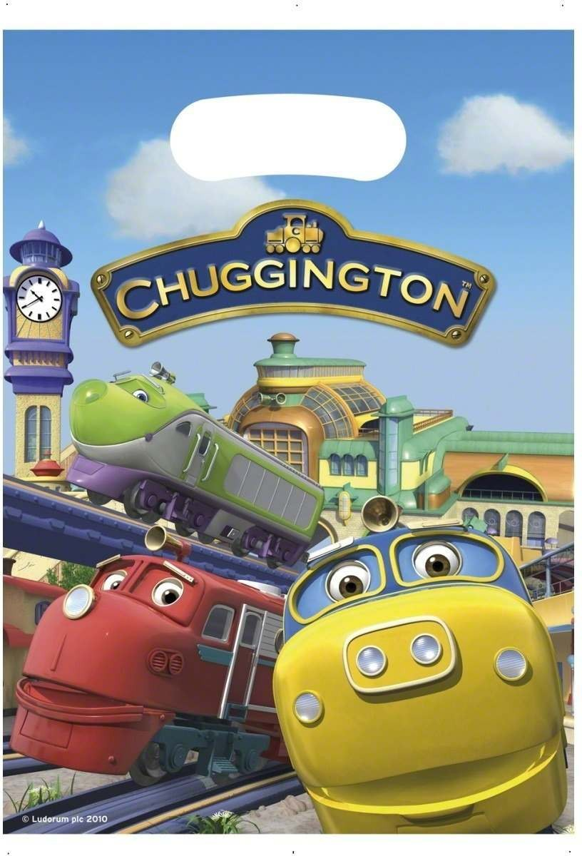 Chuggington Party Bags Fancy Dress