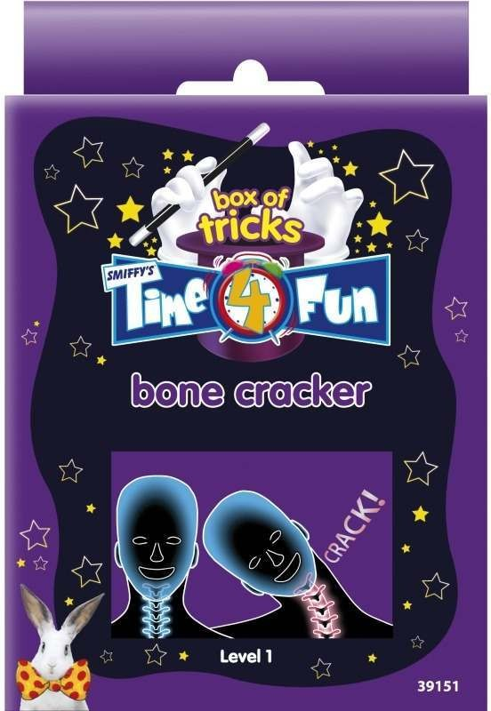 Time 4 Fun Magic Tricks, Bone Cracker (Fancy Dress Tricks)
