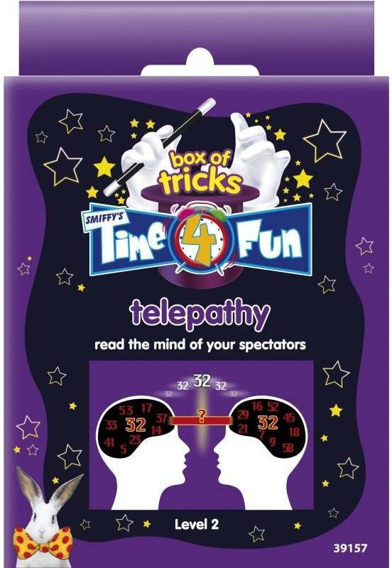 Time 4 Fun Magic Tricks, Telepathy (Fancy Dress Tricks)