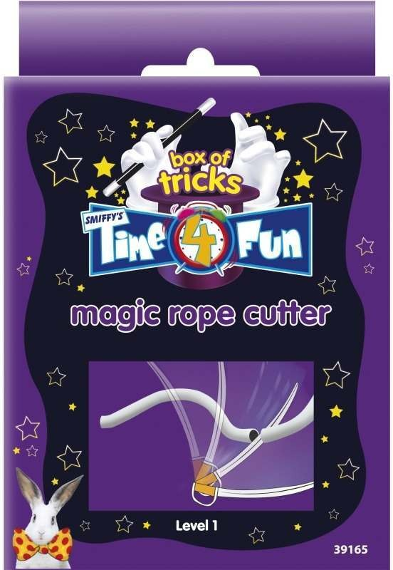 Time 4 Fun Magic Tricks, Magic Rope Cutter (Fancy Dress Tricks)