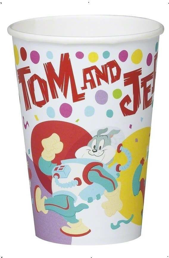 Tom & Jerry Party Cups Fancy Dress