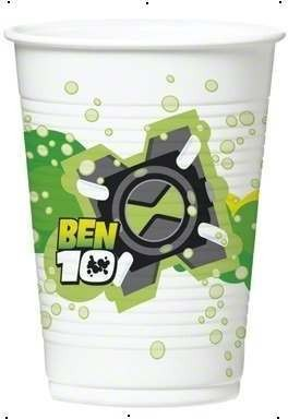 Ben 10 Party Cups Fancy Dress