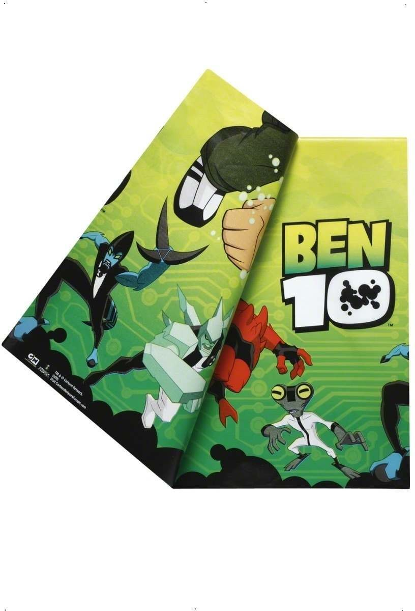 Ben 10 Party Tablecover Fancy Dress