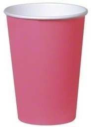 Cyclamine Party Cups Fancy Dress
