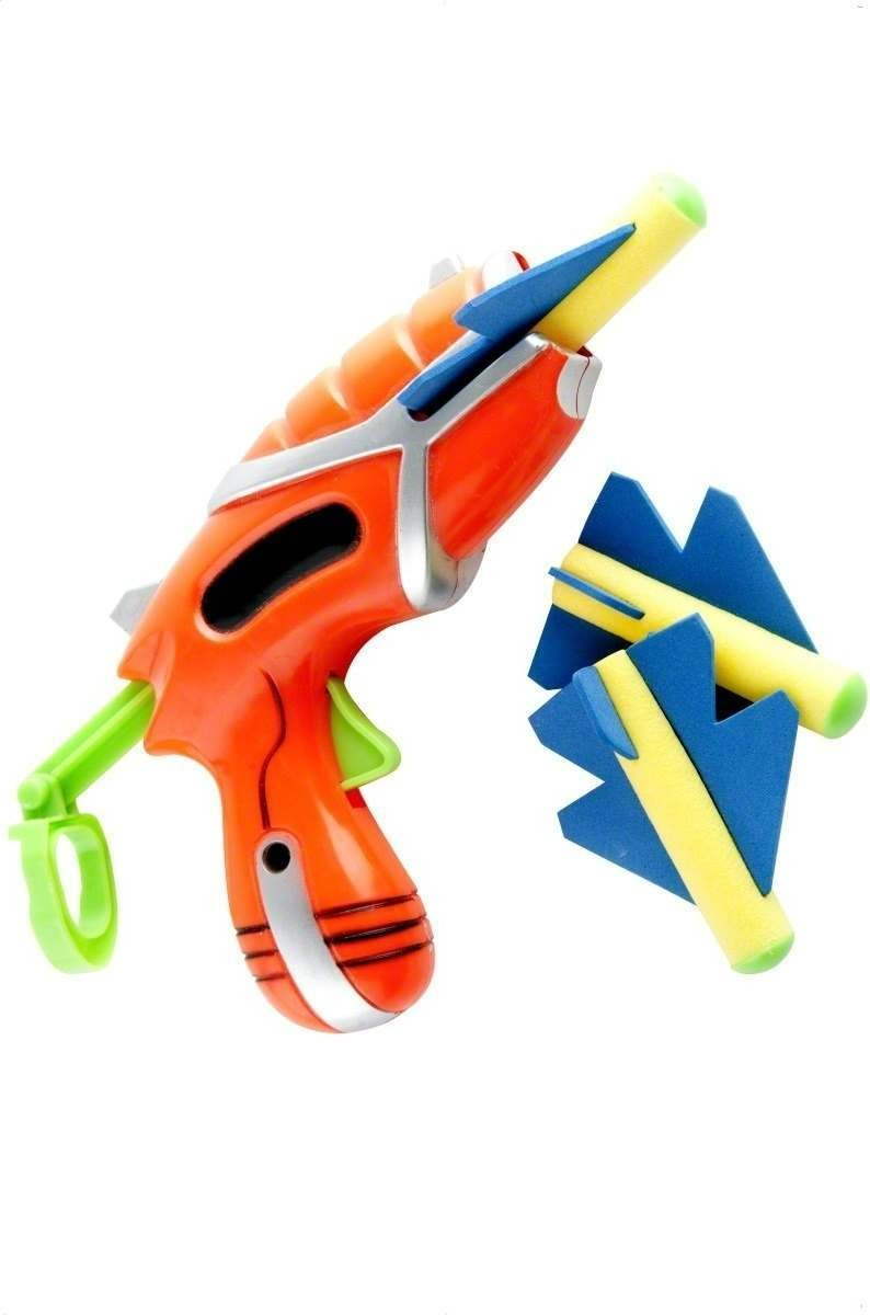 Mini Rocket Dart Gun Fancy Dress