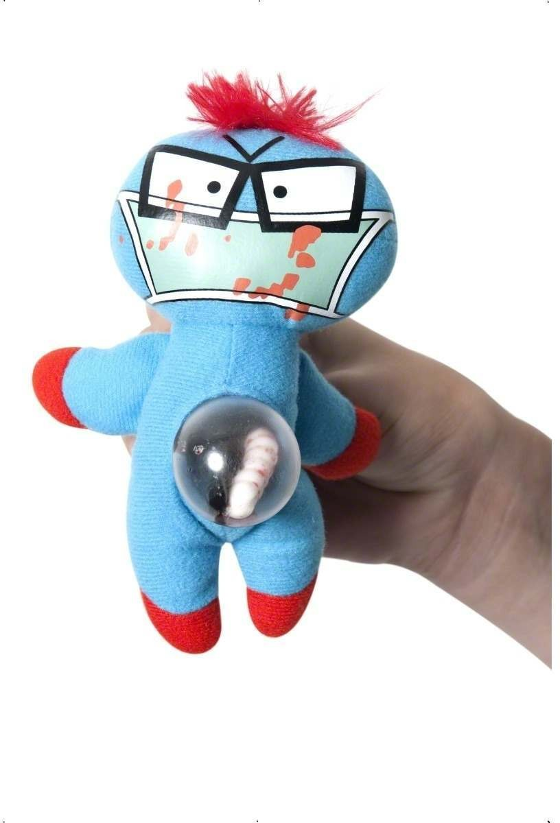 Squeezy Monster Dolls The Mad Surgeon Fancy Dress