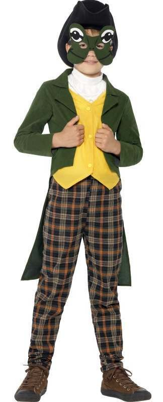 Boys Deluxe Prince Charming Fancy Dress Costume