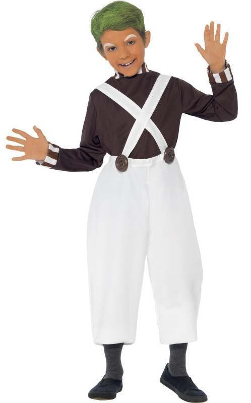 Boys Candy Creator Fancy Dress Costume