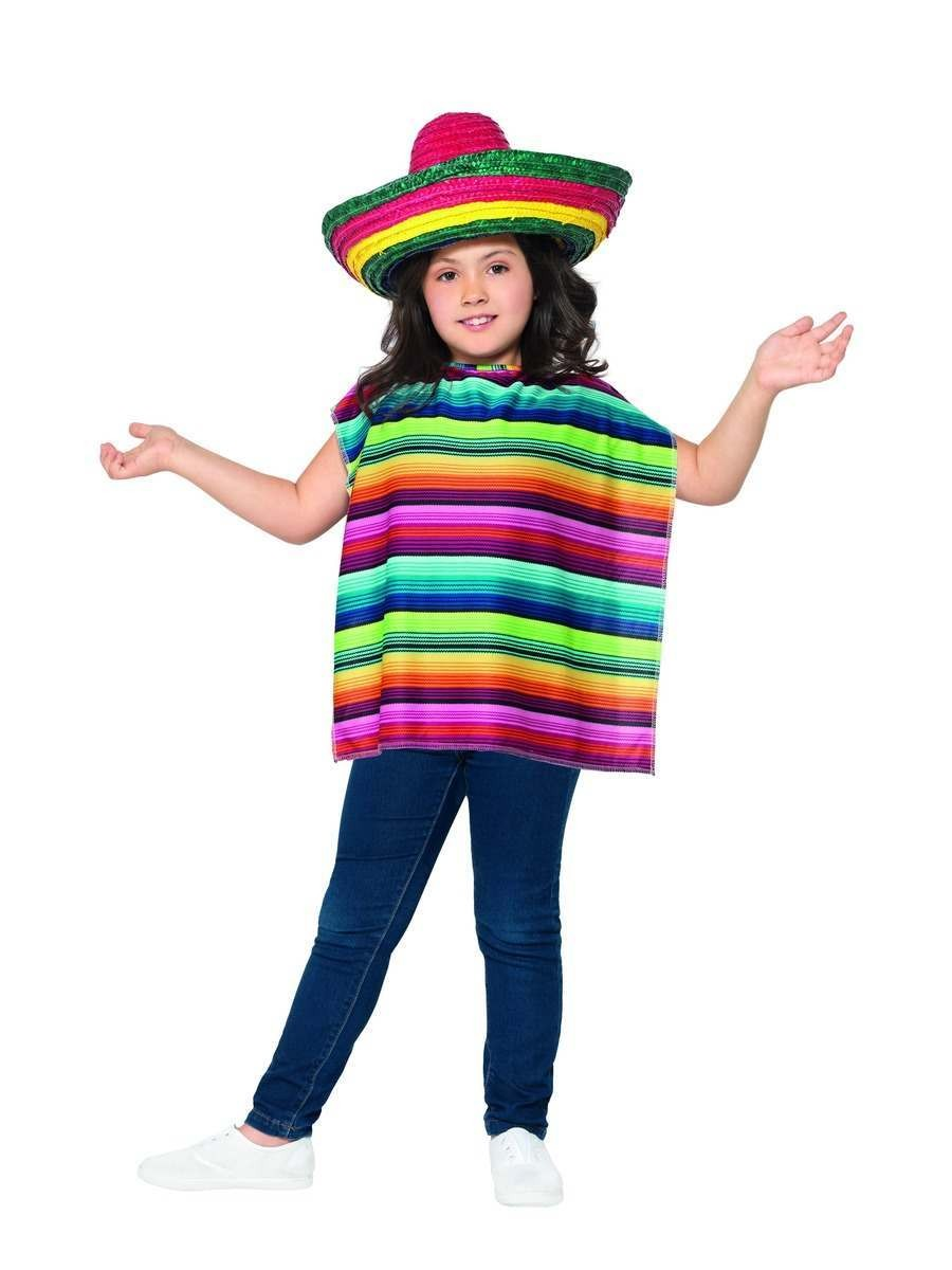 Mexican Instant Kit Fancy Dress Accessory