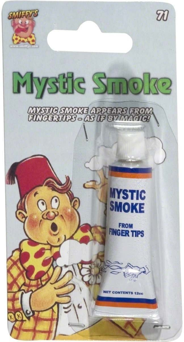 Mystic Smoke - Fancy Dress