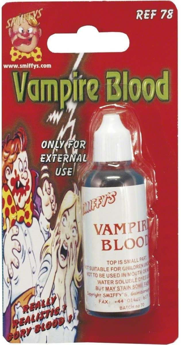 Vampire Blood - Fancy Dress (Halloween)