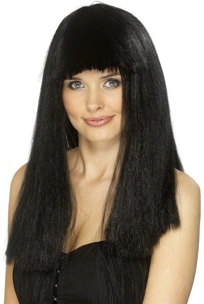 Pageboy Wig - Fancy Dress Mens - Black