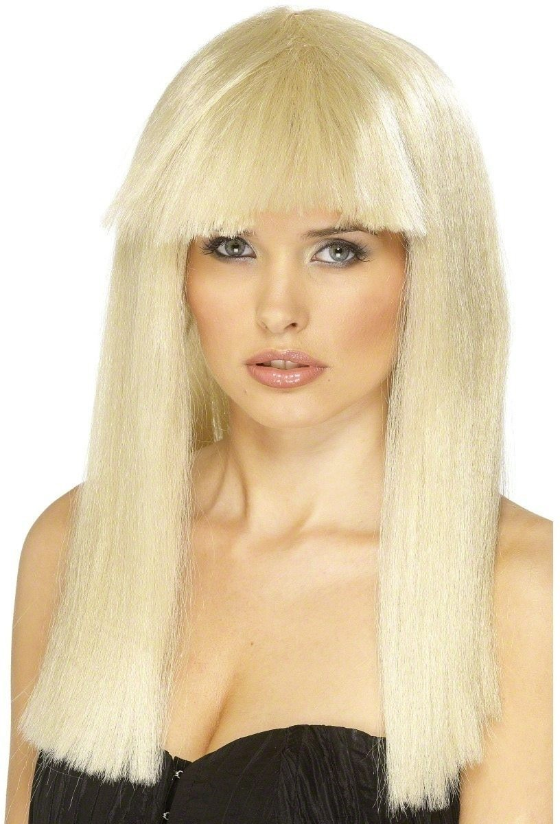 Pageboy Wig - Fancy Dress Mens - Blond